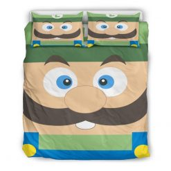181-BED Mario -Duvet Covers - Bedding Sets