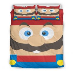172-BED Mario #2-Duvet Covers - Bedding Sets